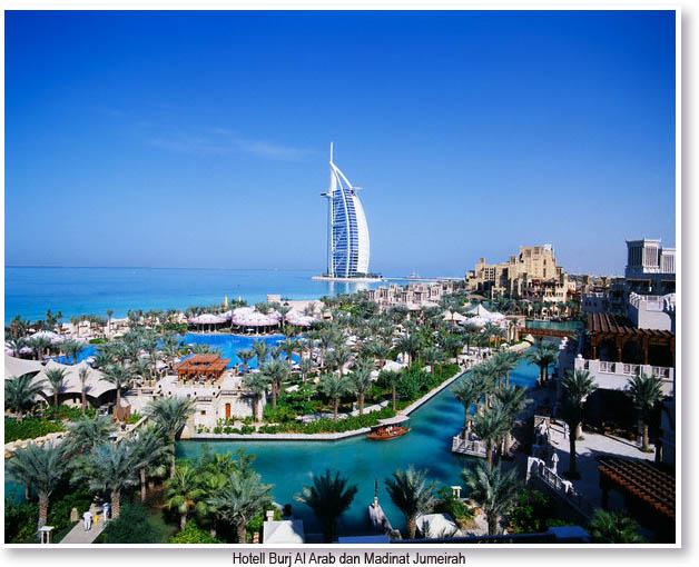 Burj Al Arab Hotel, Umm Suqeim District, Dubai City, United Arab Emirates